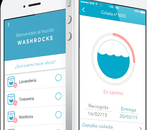 Washrocks App